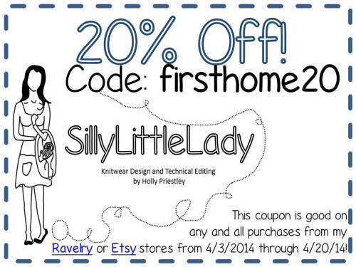20 percent off coupon firsthome