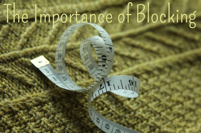 The Importance of Blocking